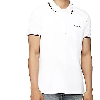 Diesel Men's TRandy Broken Polo Shirt