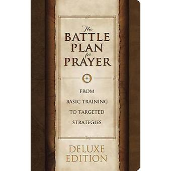 The Battle Plan for Prayer - Leathertouch Edition by Stephen Kendrick
