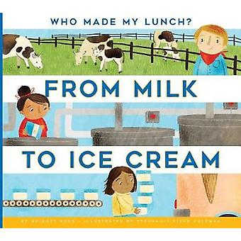 From Milk to Ice Cream by Bridget Heos - 9781681511214 Book