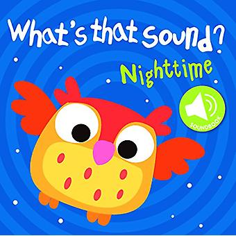 What's That Sound - Night Time - 9789462443457 Book