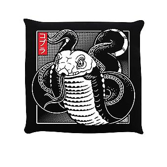 Unorthodox Collective Oriental Cobra Cushion