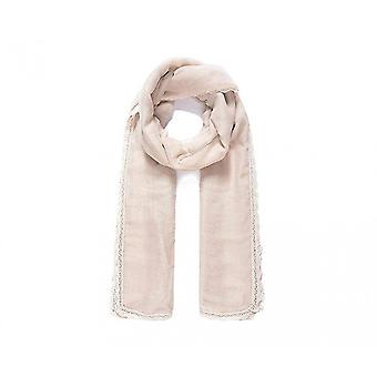 Intrigue Womens/Ladies Lace Trim Scarf