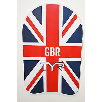 Tyr Kickboard British Federation Swim Training Aid