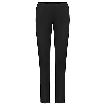 Rosch 1194512-11741 Women's Curve Jet Black Leggings