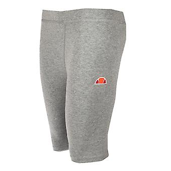 Ellesse Heritage Tour Womens Ladies Fitness Fashion Cycle Short Grey