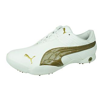 Puma Loop Smart Quill Womens Golf Shoes / Trainers - White
