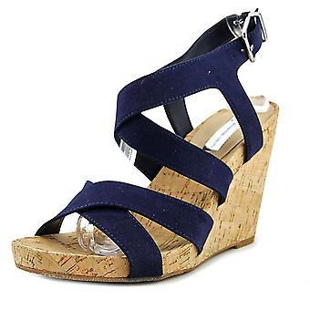 INC internationale begreber dame Landor åben tå afslappet Platform sandaler