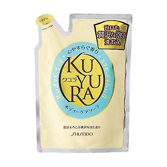 Shiseido Kuyura Body Wash Relax Fragrance Refill 400ml
