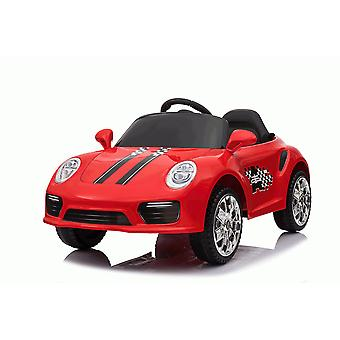 RideonToys4u Kids12V Boxster Style Sports Coupe Electric Ride On Car Red