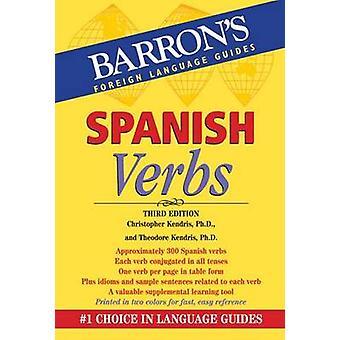 Spaanse werkwoorden (3rd edition) door Christopher Kendris - 9780764147760 Bo