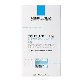 La Roche-Posay Toleriane Monodose Make Remover 30 x 5ml