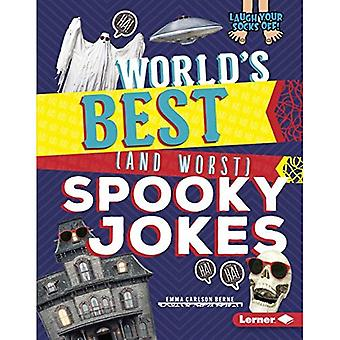 World's Best (and Worst) Spooky Jokes (Laugh Your Socks Off!)