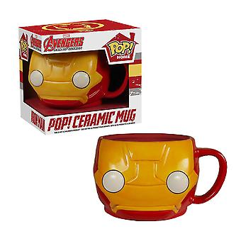 Iron Man Pop! Mug