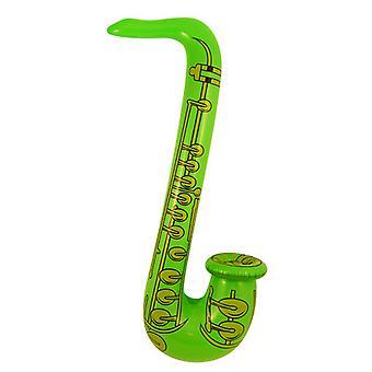 Henbrandt uppblåsbar saxofon