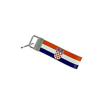 Door Cles Keys Car Motorcycle Band Fabric Flag House Tuning Croatia
