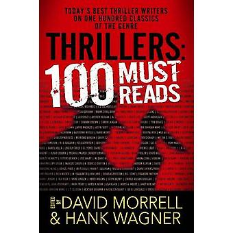 Thrillers - 100 Must-Reads by Hank Wagner - 9781608090402 Book