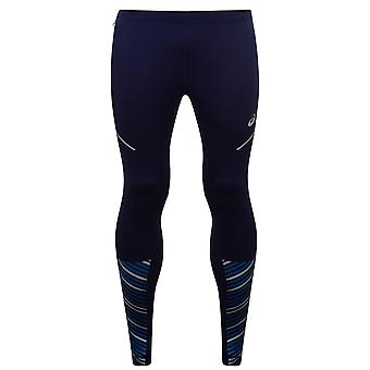 Asics Mens Gents Performance Tights Sports Workout Training Leggings Bottoms