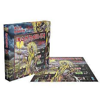 Iron Maiden Jigsaw Puzzle Killers Album Cover new Official 500 Piece