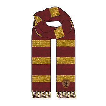 Harry Potter Gryffindor Casa Jacquard Sciarpa invernale