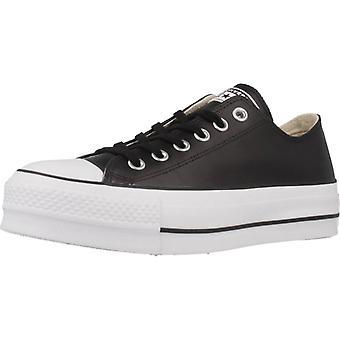 Converse Sport / Zapatillas Converse Lift Leather Color Black