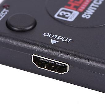 3-Port HDMI-Schalter