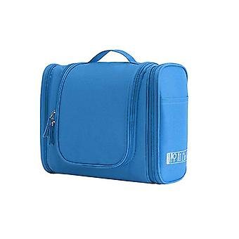 Travel Cosmetic Makeup Toiletry Bag With Hook