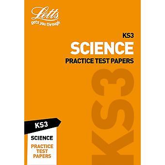 KS3 Science Practice Test Papers