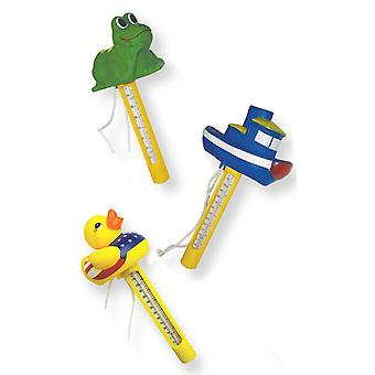 Jed 20-206-B Cutie Floating Thermometer Assortment