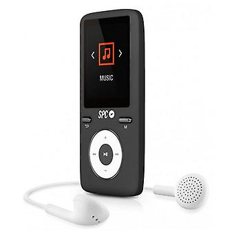 SPC puro MP4 Player, Sound Colour 2 8 GB nero