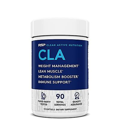 Rsp cla weight management, stimulant free, lean muscle, metabolism & immune support
