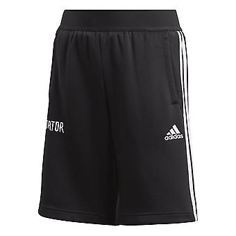 Adidas Boys Predator 3-stripes Short
