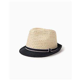 Zippy Straw Hat Bicolor