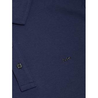 Michael Kors  Michael Kors Classic Navy Polo Shirt