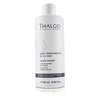 Purete marine mattifying powder lotion (salon size) 226020 500ml/16.9oz