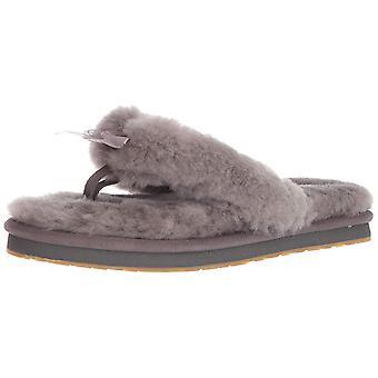 Ugg Australië Womens fluff Flip Split teen slip op slippers