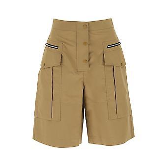 3.1 Phillip Lim E2025592lcpce250 Women's Green Cotton Shorts