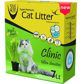 Van Cat Arena para Gatos Anti-bacteriana (Gatos , Peluquería e higiene , WC Arenas)