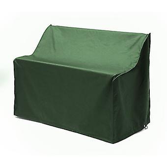 Green Waterproof 2 Seater Bench Cover Garden Furniture Heavy Duty PU Outdoor