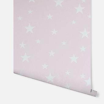 905009-Diamond Stars Blush-Arthouse tapet