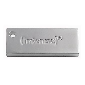 Pendrive INTENSO Premium 3534491 USB 3.0 128 GB Prata