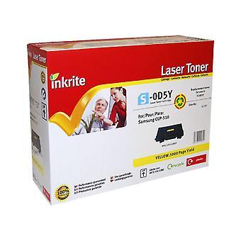 Cartouche Laser Toner Inkrite compatible avec Samsung CLP 510 jaune