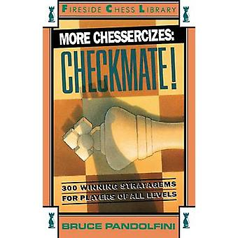 More Chessercizes Checkmate 300 Winning Strategies for Players of All Levels by Pandolfini & Bruce