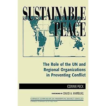 Paz Sostenible por Connie Peck