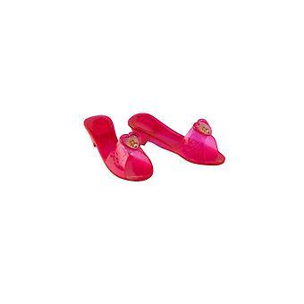 Sleeping Beauty Jelly Shoe.