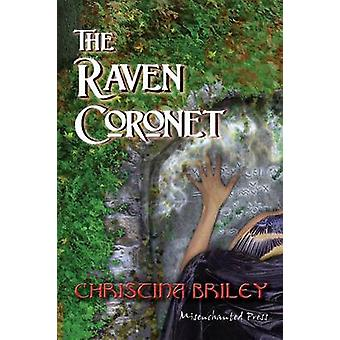 The Raven Coronet by Briley & Christina