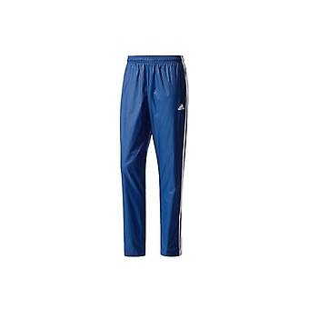 Adult's Tracksuit Bottoms Adidas Ess 3s Pant Wvn Navy blue/L