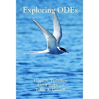 Exploring ODEs by Lloyd N. Trefethen - 9781611975154 Book