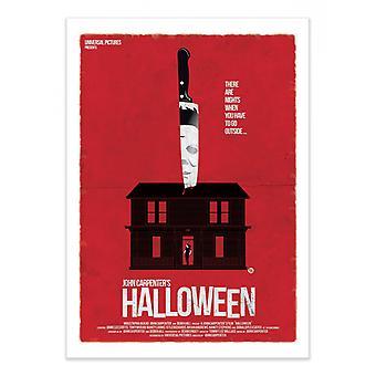 Art-Poster - Halloween - Alain Bossuyt