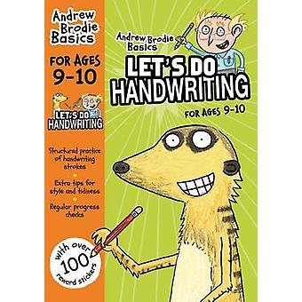 Let do Handwriting 910 de Andrew Brodie