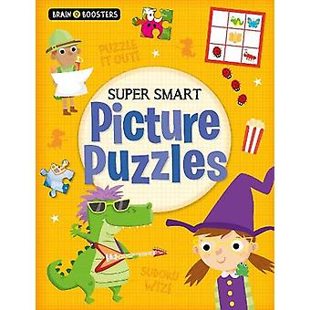 Brain Boosters - Super-Smart Picture Puzzles by Graham Rich - 97817895